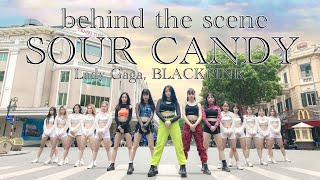 Baixar [Behind The Scene] Lady Gaga, BLACKPINK - SOUR CANDY | BLACKCHUCK CHOREOGRAPHY | Vietnam