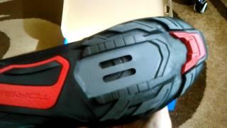 unboxing контактная велообувь shimano sh m089l 46 размер