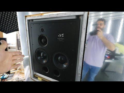 Installing In Wall Speakers