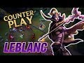 How to Counter LeBlanc: Mobalytics Counterplay