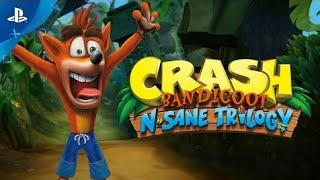 Crash bandicoot | Insane trilogy | Lest play Español
