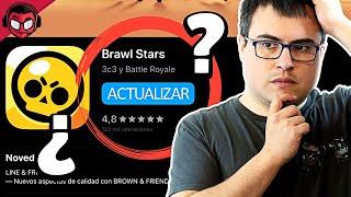 ¡¿Y QUÉ PASA CON LA ACTUALIZACIÓN DE BRAWL STARS!