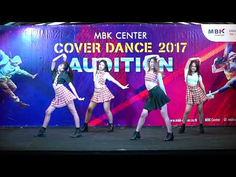 "170930 ""Destinesia"" cover ""BLACKPINK""(As If It's Your Last) @ MBK Center Cover Dance ; Cam by MOS"