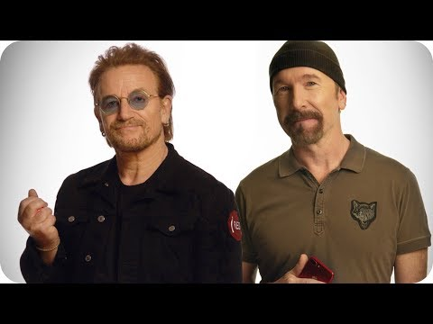 Bono and The Edge Invite You to Play Mini Golf with U2 // Omaze