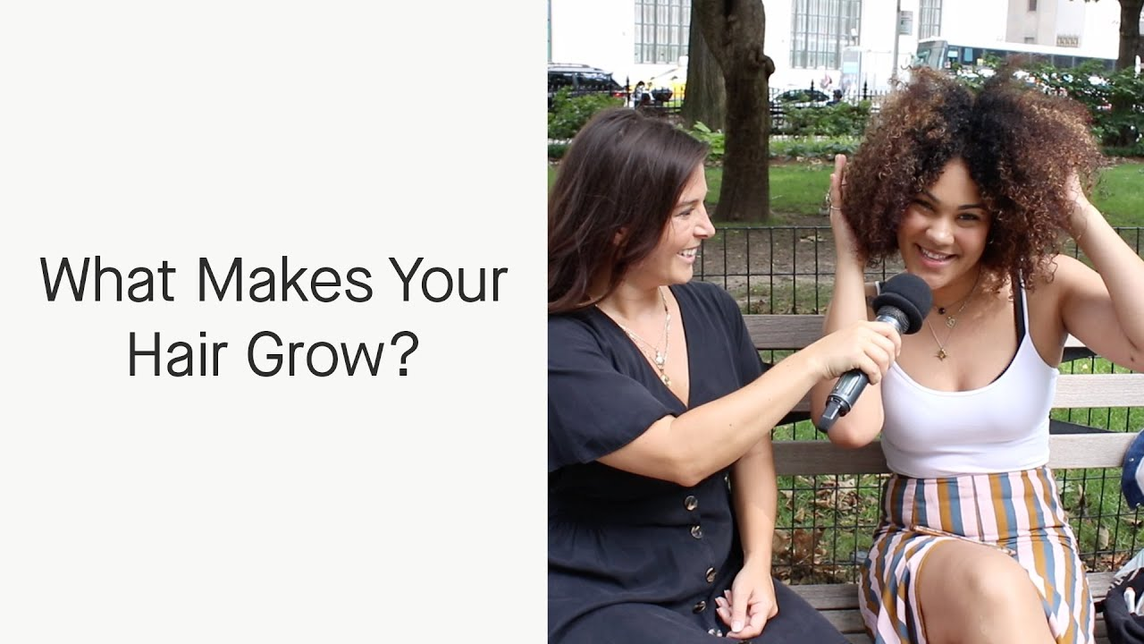What Makes Your Hair Grow?