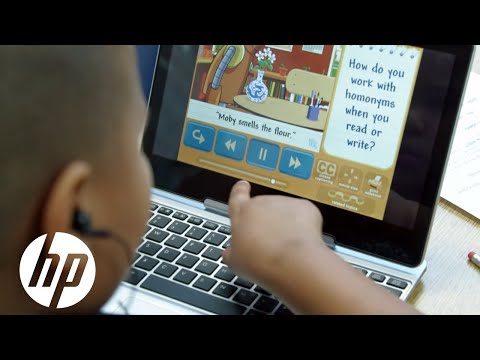 HP & Baltimore County Public Schools | Advanced Technology In Education | HP