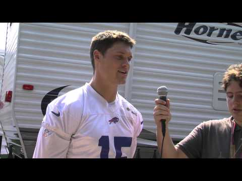 Chris Hogan Interview