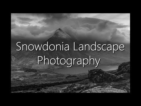 Snowdonia Landscape Photography - Tryfan and Ffynnon Lloer