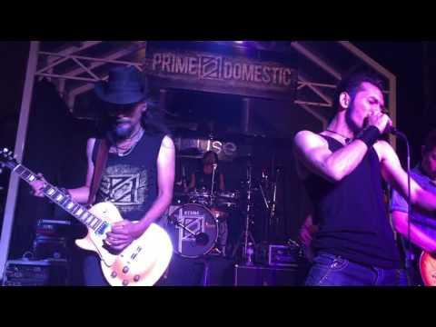 Prime Domestic - Alam Barzakh with intro guitar solo Joe Branko Live Showcase 02.04.2017