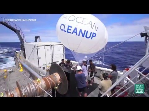 This 21-Year Old is Cleaning Up Our Oceans