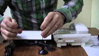 тестируем дешевый GSM шлюз для подключения стационарного телефона Optixtream GSM-GateOne (отзыв)