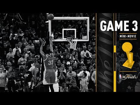 Download Youtube: Mini-Movie: NBA Finals 2017 Game 3 | Warriors Win Thriller In Cleveland