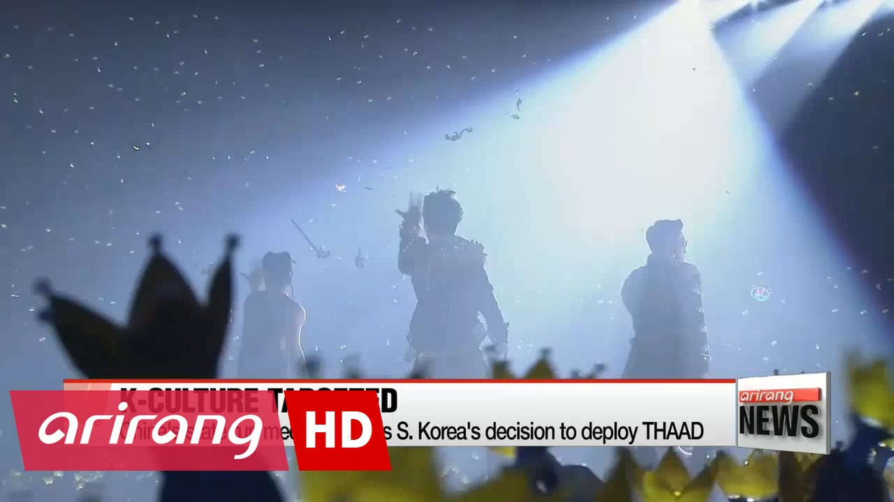 China's state run media criticizes S. Korea's decision to deploy THAAD