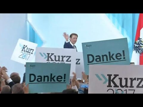 Austria election: Sebastian Kurz set to become the world's youngest leader