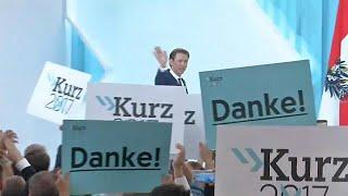 Thủ tướng Sebastian Kurz, vị lãnh đạo trẻ nhất thế giới