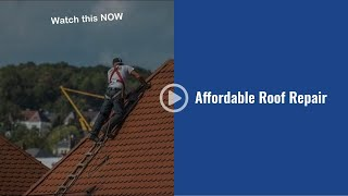 Affordable Roof Repair Armstrong BC Canada 2019