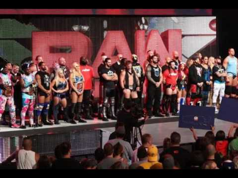 WWE Monday Night RAW Results - Superstar Shakeup Begins, Seth Rollins' RAW Fate, Finn Balor, More