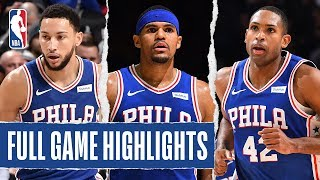 JAZZ at 76ERS | FULL GAME HIGHLIGHTS | December 2, 2019