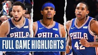 Jazz At 76ers | Full Game Highlights | December 2, 2019