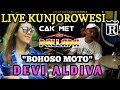 CAK MET NGAMUK - BOHOSO MOTO - DEVI ALDIVA - NEW PALLAPA KUNJOROWESI 2018