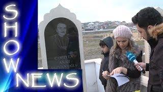 Həyat yoldaşı Anar Nağılbazın məktubunu qəbri üstə oxudu - Show News
