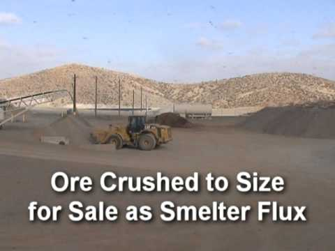 Santa Fe Gold, Summit Project February 2, 2011.mpg