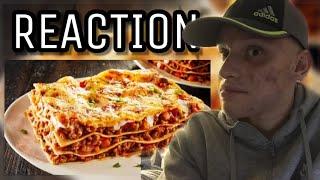 How To Make a Vegan Lasagna Reaction