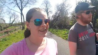 Its Sunny Again!  First Vlog In Waterford 2018 | Jenny E