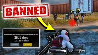 Top 5 SECRET Locations That Will Get You BANNED in PUBG Mobile... (Secrets)