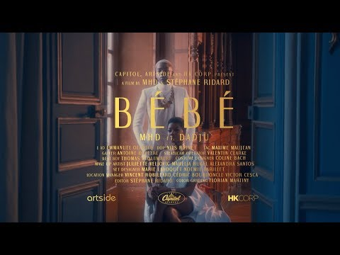 Youtube: MHD – Bébé (feat. Dadju)