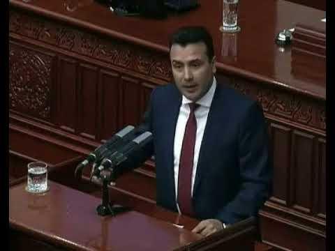 Заев: Македонија е правна држава, борбата против корупција продолжува