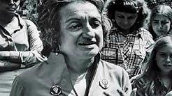 1950s Housewife to Women's Activist: Betty Friedan
