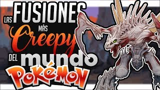LAS FUSIONES POKEMON MAS CREEPY DEL MUNDO POKEMON | Pokemon Fusion ò Pokemon Fusionlocke
