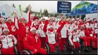 ОТКРЫТИЕ. Паралимпийские Игры в Сочи (Paralympic Games in Sochi 2014)