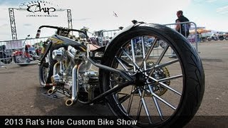2013 Sturgis Rat's Hole Custom Bike Show - MotoUSA