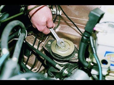 Установка 16 кл. двигателя в ВАЗ.[SVM-TEAM] - YouTube