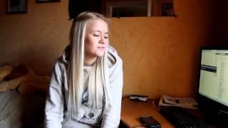 """Женя Блинова Как же она охерено поет!!!!! """"Piarov2012""""美しく歌う"""
