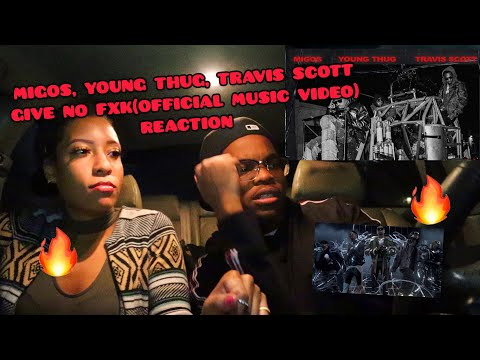 Migos, Young Thug, Travis Scott - Give No Fxk (Official Video) *REACTION*Best Song of 2020??