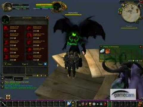 how to change servers in wow