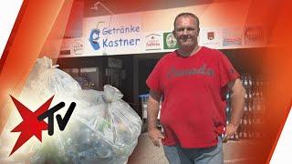 Plastikmüll: Getränkehändler explodiert! Einweg-Pfandflaschen-Verzicht gefordert | stern TV