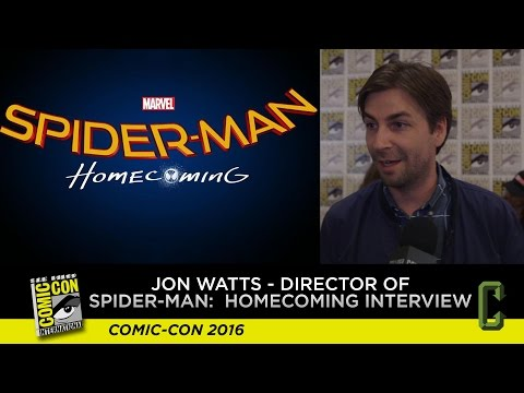 'Spider-Man: Homecoming' Director Jon...