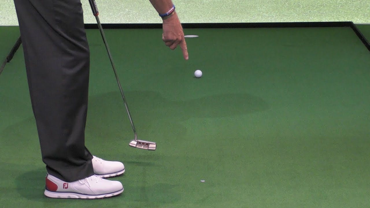 Quick Tips: Michael Breed's Dime Drill for Accurate Putting