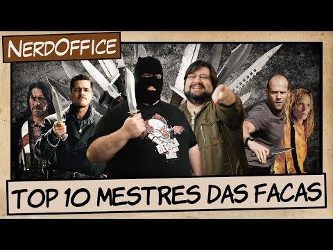 Top 10 Mestres das Facas | NerdOffice S06E49