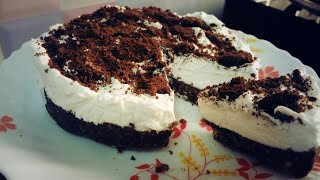 Yummy Oreo Cake At Home (In 10 mins)