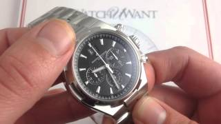Repeat youtube video Vacheron Constantin Overseas Chronograph Luxury Watch Review