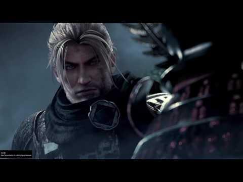 Nioh Intro Screen (PS4 Pro)