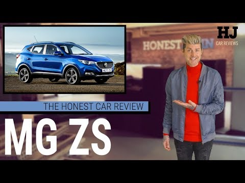 The Honest Car Review | MG ZS 2019 – why does this even exist?