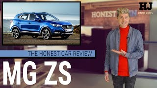 The Honest Car Review | MG ZS 2019 - why does this even exist?