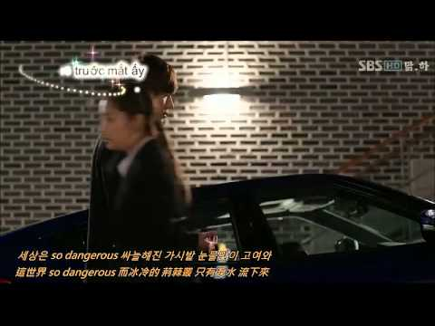 [Vietsub+Chinesesub+Kara]-It's Alright-OST-City Hunter 2011