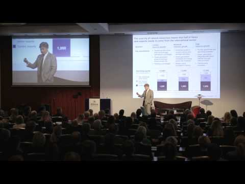 Unlocking Iceland's Growth Potential - Sven Smit, McKinsey & Company